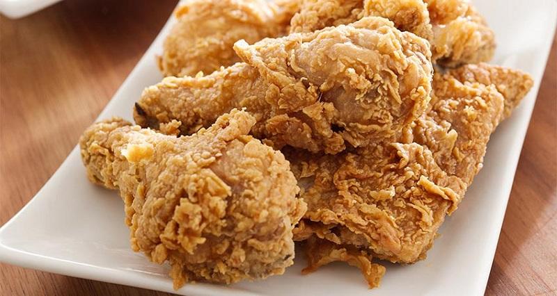 Kriuk, Kriuk Ini Dia Makanan Semua Orang, Ayam Goreng Krispi